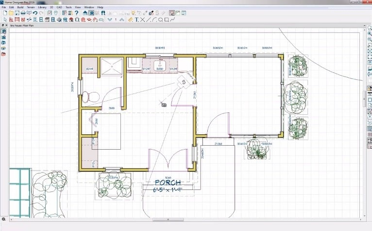 Chief Architect Home Designer free download full version