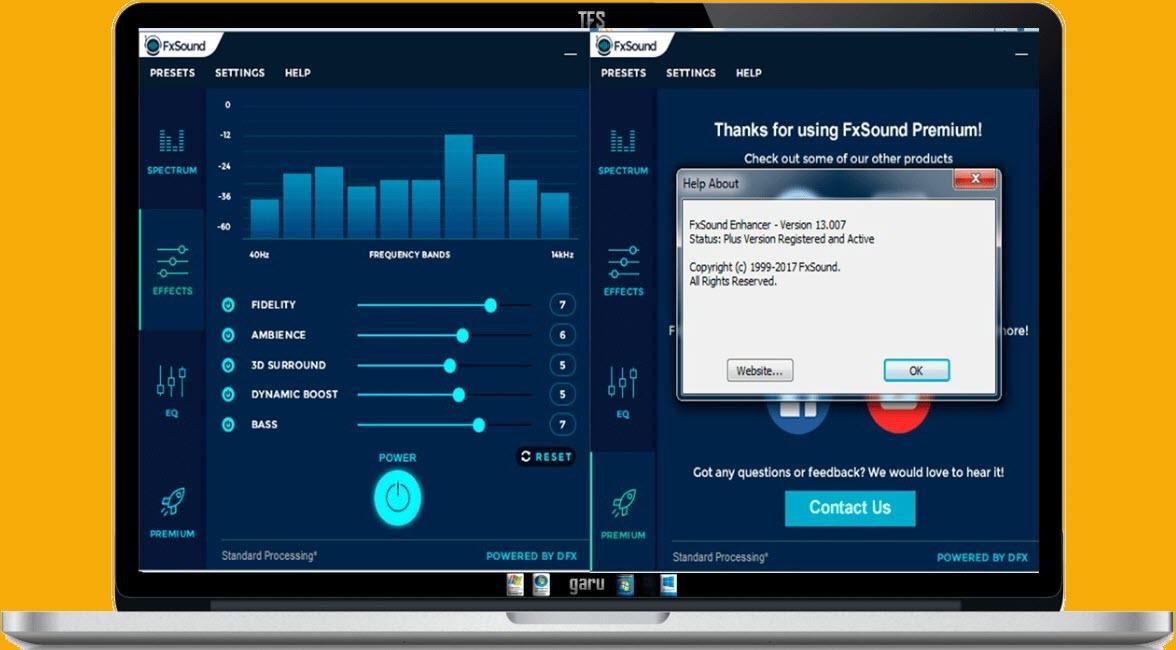 FxSound Enhancer Premium 13.0 Free