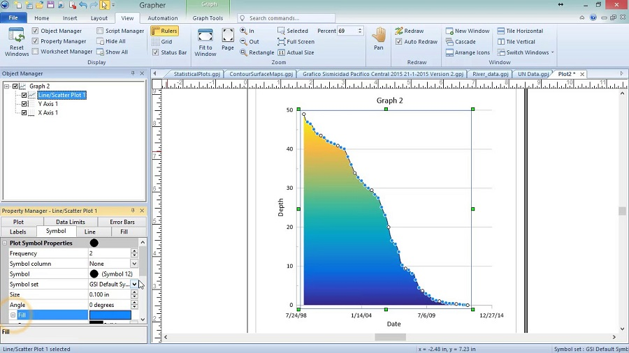 Golden Software Grapher 14.3 Free Download for Windows PC