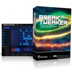 iZotope BreakTweaker Free Download