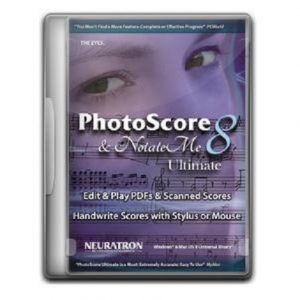 PhotoScore Ultimate 2018 v8.8 Free Download