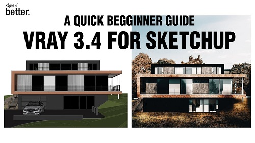 V-Ray 3.40 for SketchUp 2017 Review