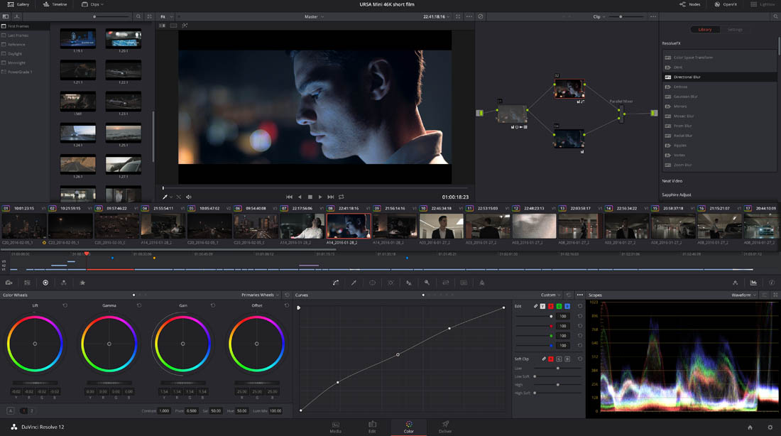 free download full version DaVinci Resolve Studio 16.0