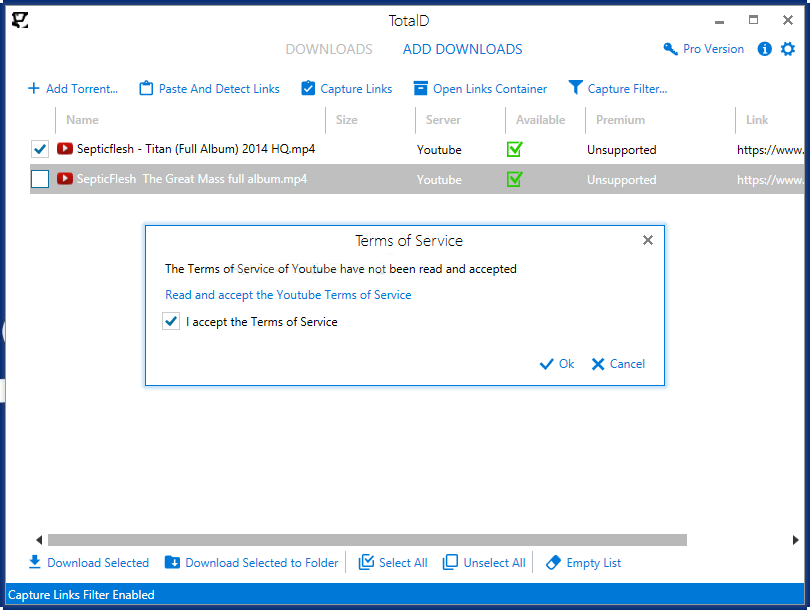 Latest Version Download TotalD 1.5