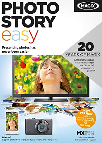 MAGIX Photostory 2020 Deluxe 19.0 Review