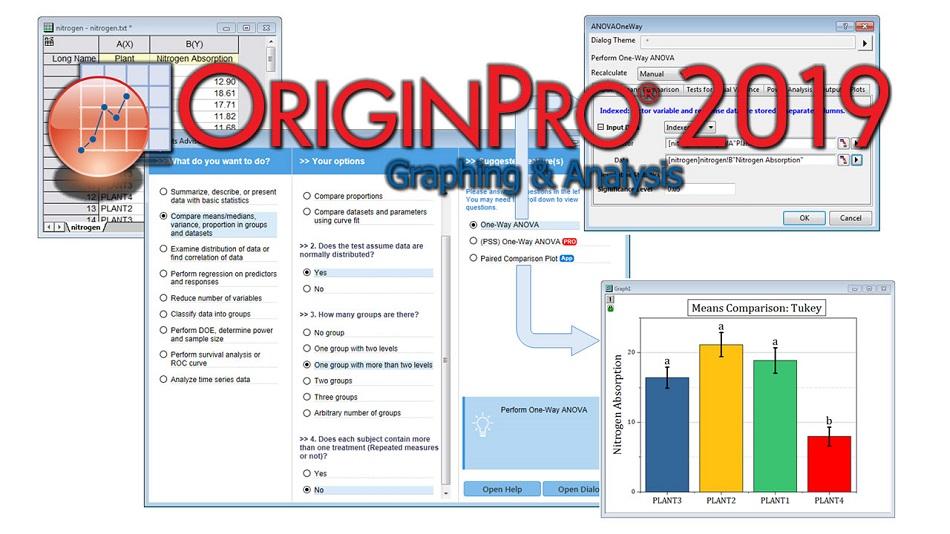 Offline Installer Download OriginPro 2019 v9.6