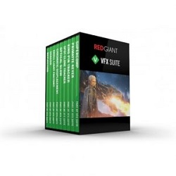 RED GIANT VFX SUITE 1.0.2 Free Download