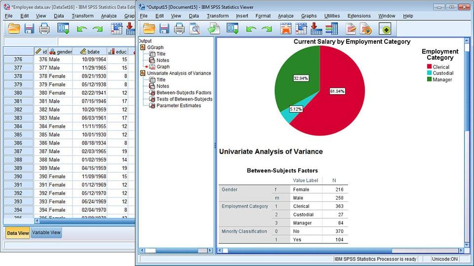 Latest Version Download IBM SPSS Statistics 2019 v26