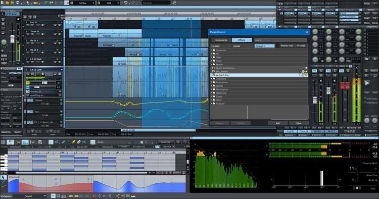MAGIX Samplitude Pro X4 Suite