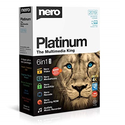 Nero Platinum 2020 Suite 22.0 Review