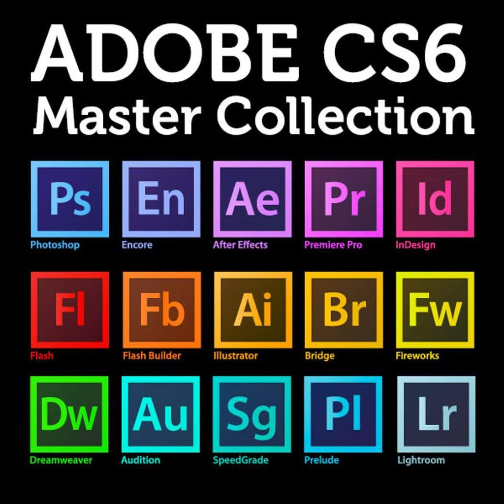 free download full version Adobe Master Collection CS6