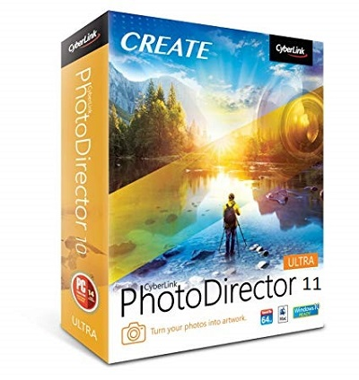 CyberLink PhotoDirector Ultra 11.0 Review