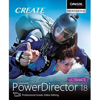 CyberLink PowerDirector Ultimate 18.0 Review