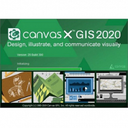 ACD Systems Canvas X GIS 2020 Free Download