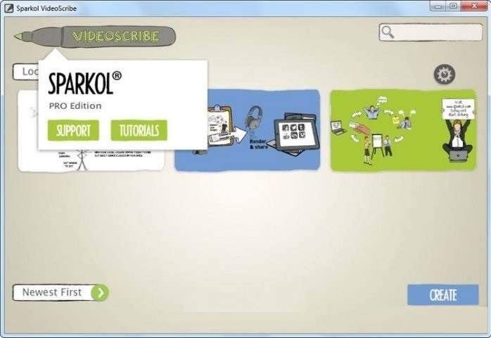 Free Download for Windows PC Sparkol VideoScribe Pro 3.2