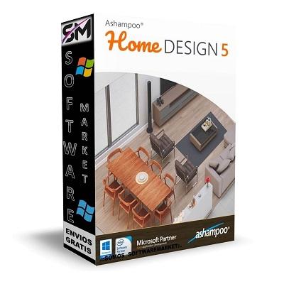 Ashampoo Home Design 5 Review