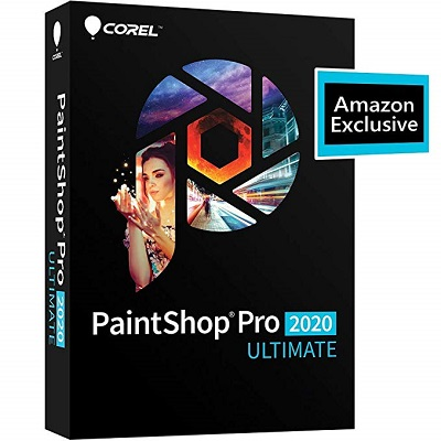 Corel PaintShop Pro Ultimate 2020 Review