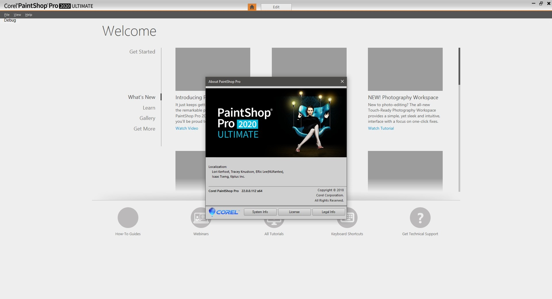 Free Download for Windows PC Corel PaintShop Pro Ultimate 2020