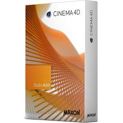 Maxon Cinema 4D Studio R20 Free Download