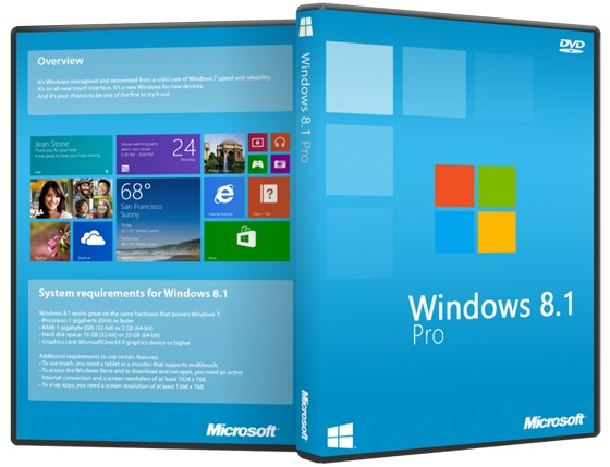 Windows 8.1 Pro X64 OEM ESD September 2019 Review