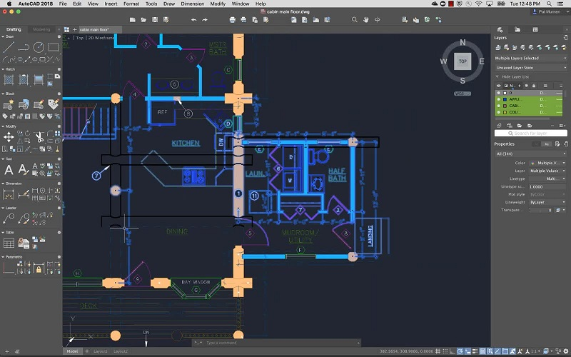 autocad 2018 free download full version 64 bit