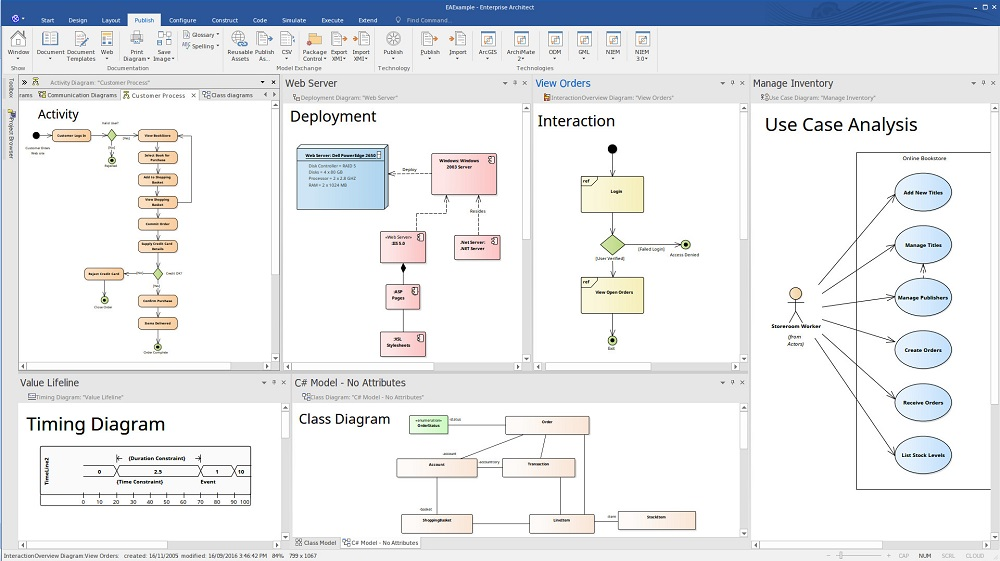 free download full version Sparx Systems Enterprise Architect 15.0