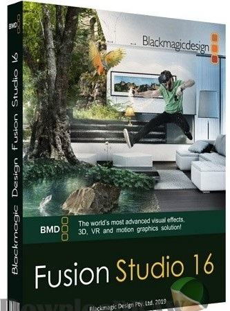 Blackmagic Fusion Studio 16.0 Review