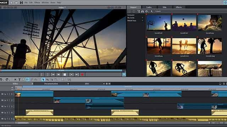 Free Download for Windows PC MAGIX Movie Edit Pro 2020 Premium 19.0