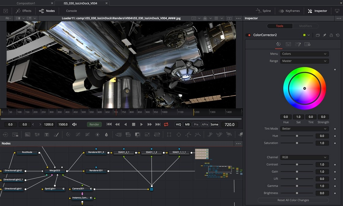 free download full version Blackmagic Fusion Studio 16.0