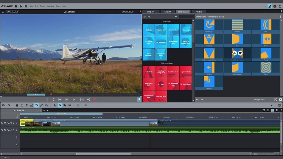 free download full version MAGIX Movie Edit Pro 2020 Premium 19.0