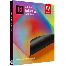 Adobe InDesign CC 2020 Build 15.0 Free Download