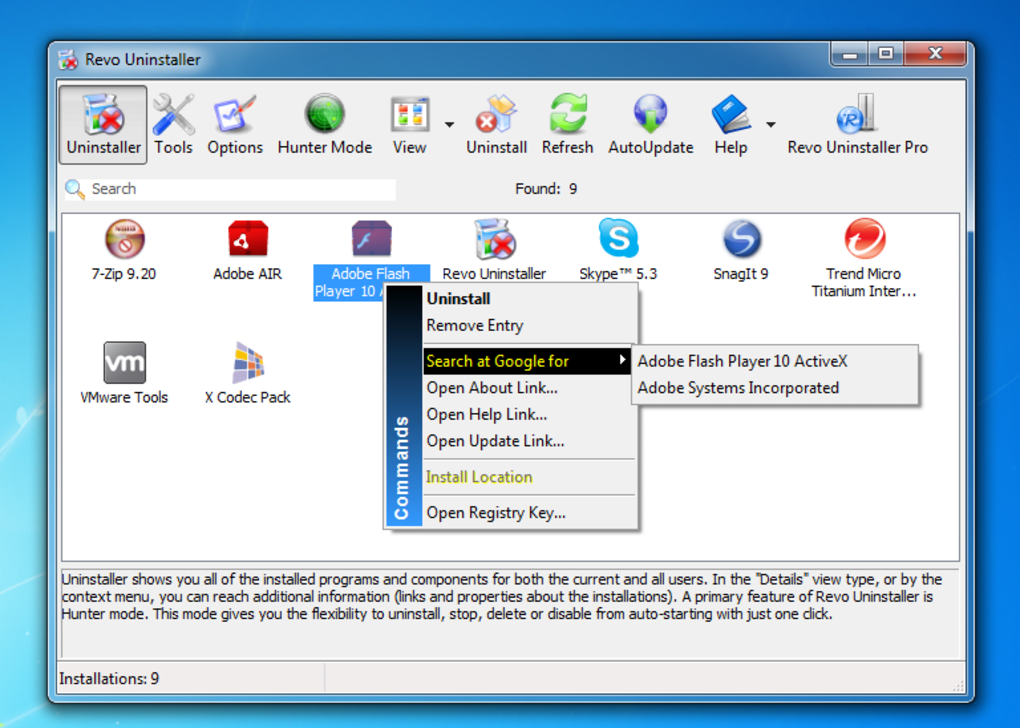 Free Download for Windows PC Revo Uninstaller Pro 4.2