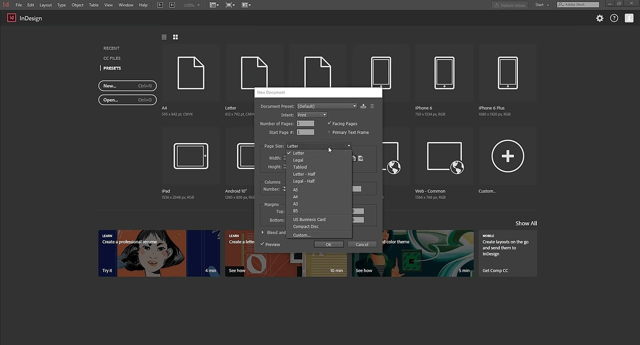 Offline Installer Download Adobe InDesign CC 2020 Build 15.0