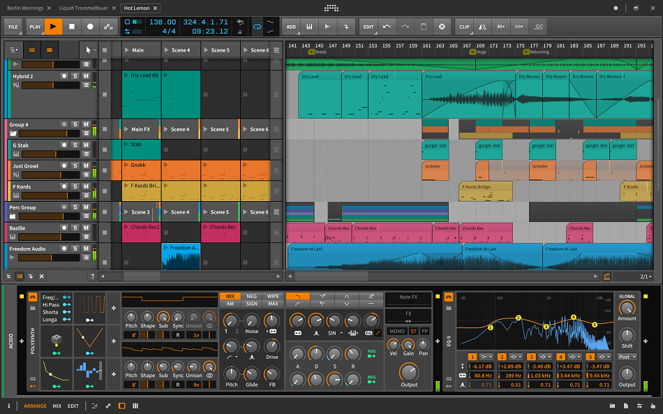 Offline Installer Download Bitwig Studio 3.0