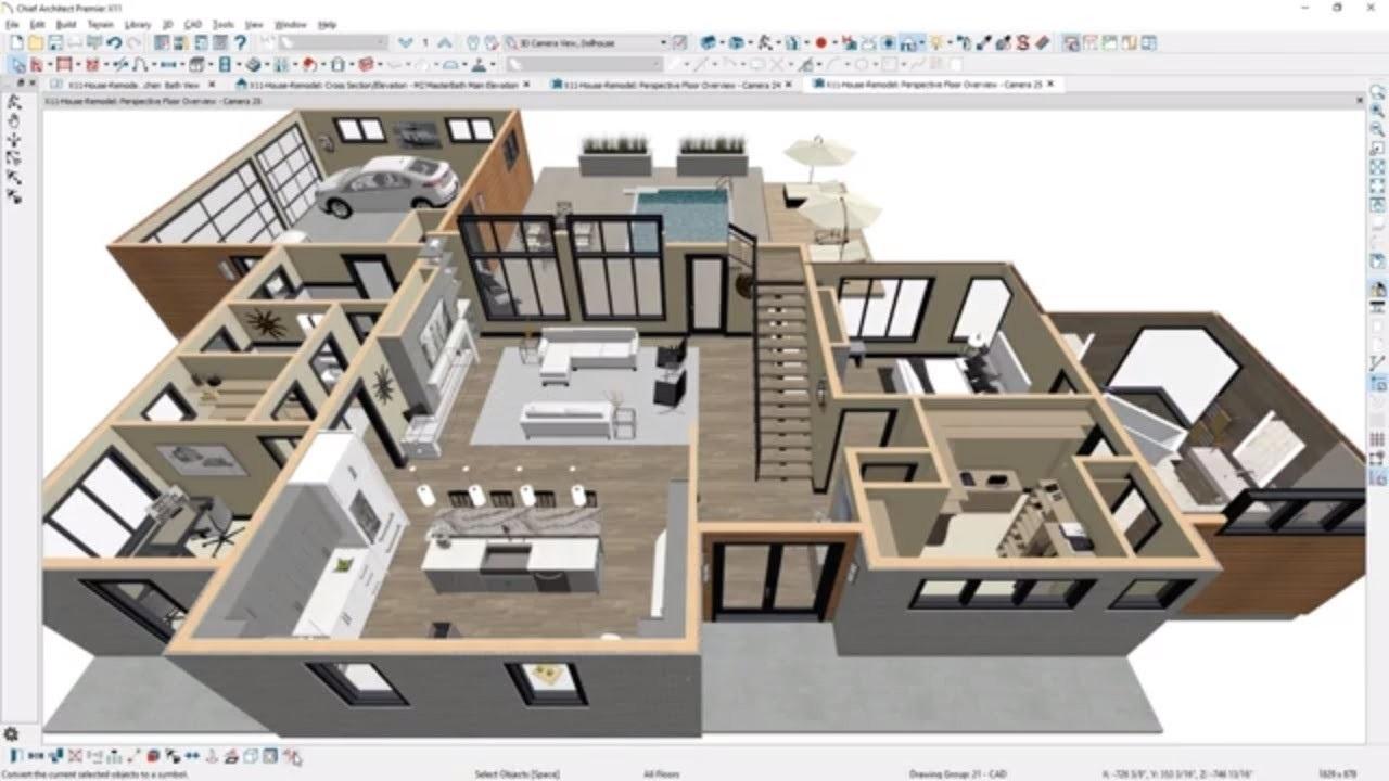 Offline Installer Download Chief Architect Premier X12 v22.1