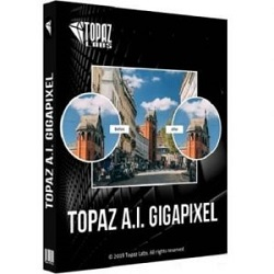 Topaz Gigapixel AI 4.4.3 Free Download