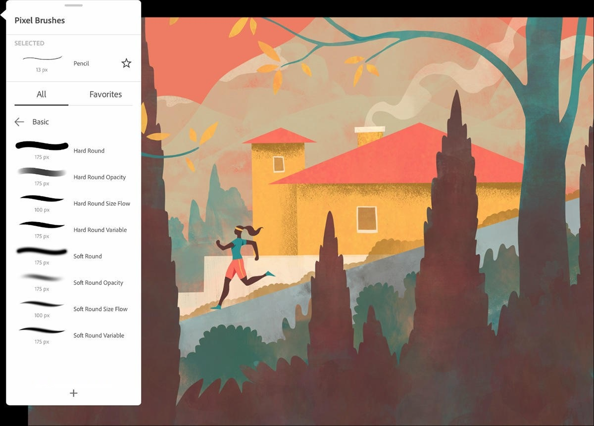 free download full version Adobe Fresco 1.3