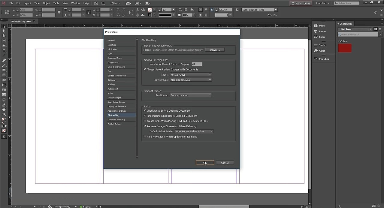 free download full version Adobe InDesign CC 2020 Build 15.0