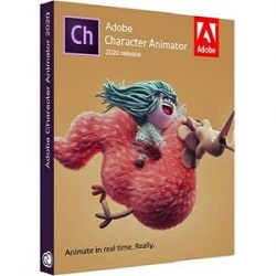 Adobe Character Animator CC 2020 v3.2 Free Download