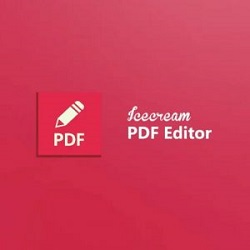 IceCream PDF Editor 2.08 Free Download