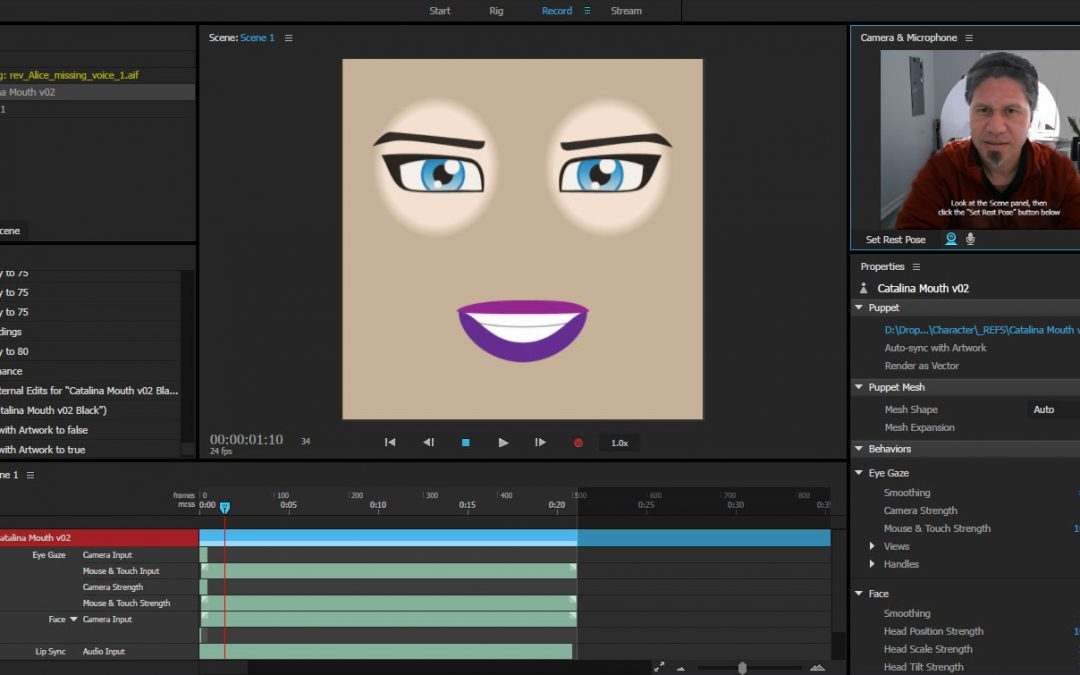 free download full version Adobe Character Animator CC 2020 v3.2