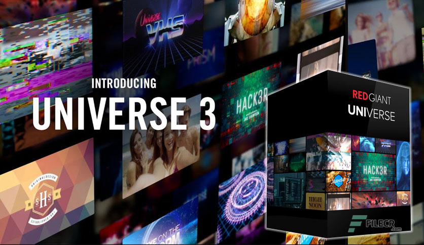free download full version Red Giant Universe 3.2