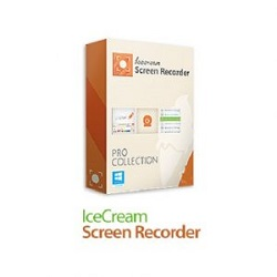 IceCream Screen Recorder Pro 6.05 Free Download