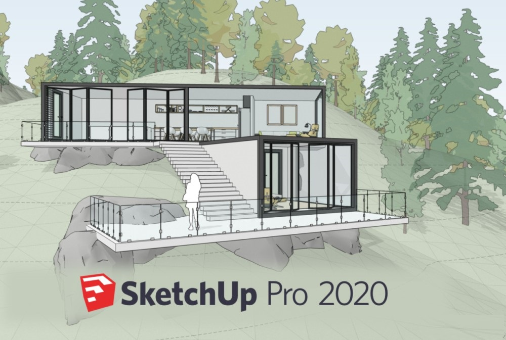 Offline Installer Download SketchUp Pro 2020 v20.0