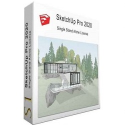 SketchUp Pro 2020 v20.0 Free Download