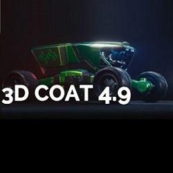 3D-Coat 4.9 Free Download