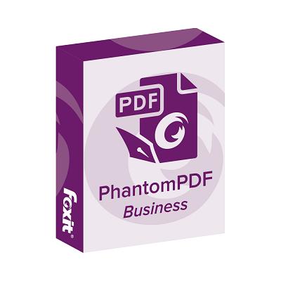 Foxit PhantomPDF Business 9.7 Review