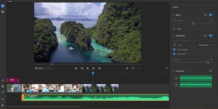 Free Download for Windows PC Adobe Premiere Rush CC 2020
