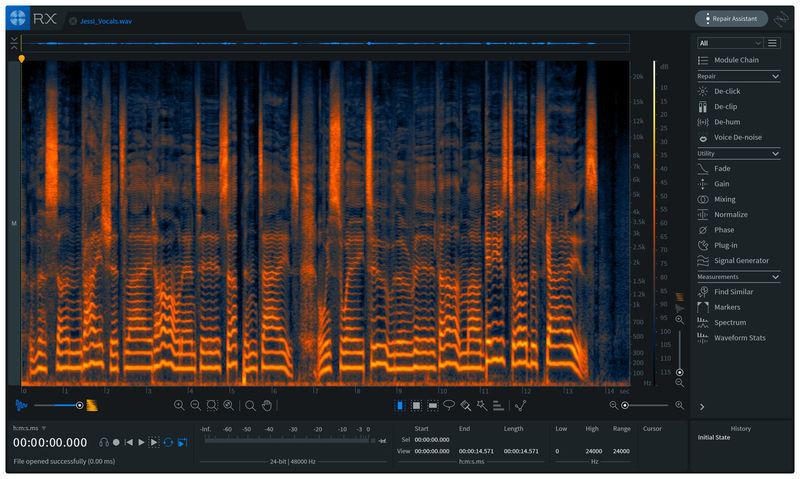 Free Download for Windows PC iZotope RX 7 Audio Editor Advanced 7.01