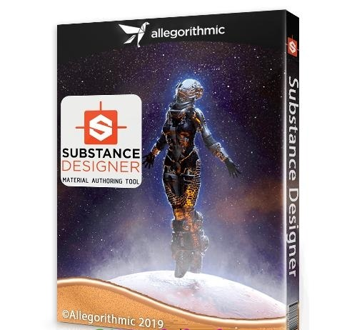 Allegorithmic Substance Designer 2019.3 Review
